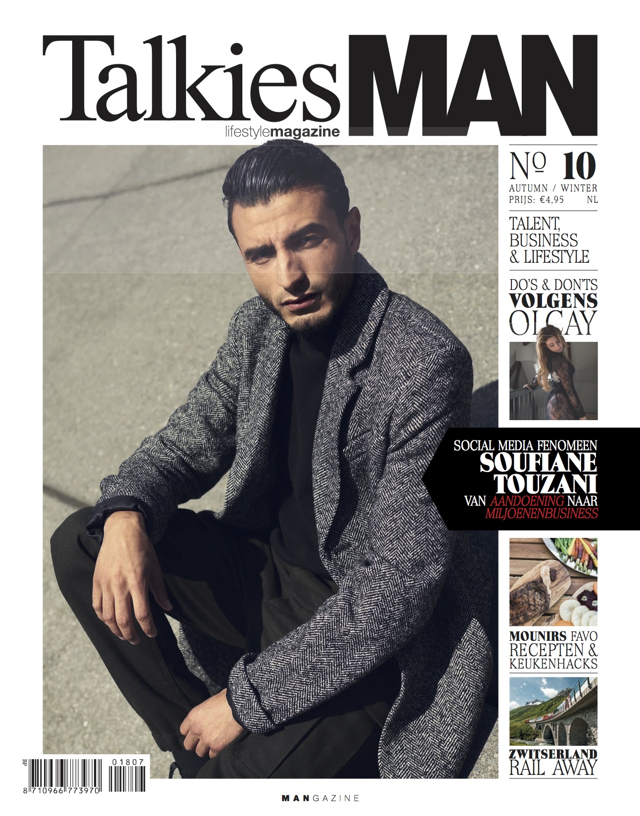 Cover TalkiesMAN No.10 2018