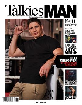 Cover TalkiesMAN No.11 2019
