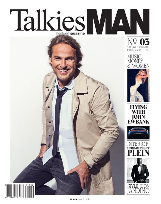 Cover TalkiesMAN No.03 2015