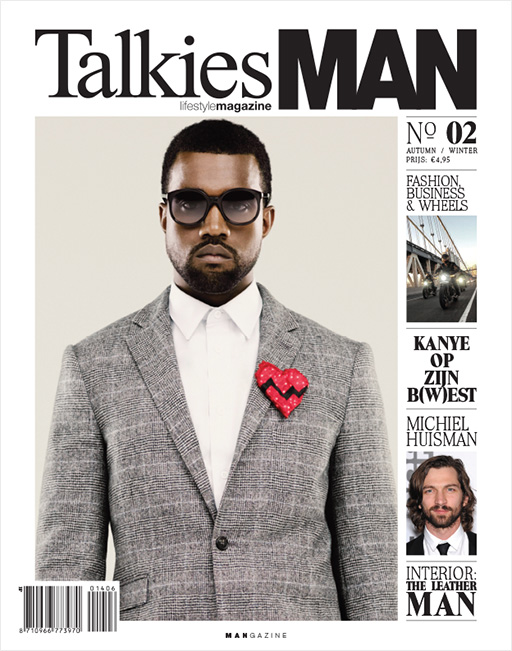 Cover TalkiesMAN No.02 2014